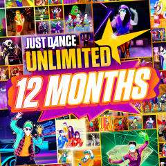 Just Dance unlimited - subskrypcja roczna