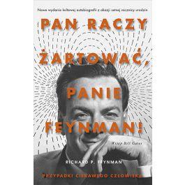 Pan raczy żartować, panie Feynman! Przypadki ciekawego człowieka @swiatksiazki.pl