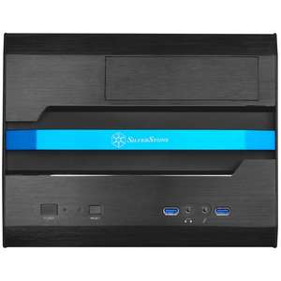 Obudowa SilverStone Sugo SG12 Black USB 3.0