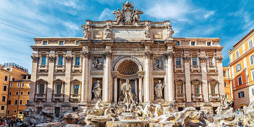 6 dniowa wycieczka po Rzymie (ze śniadaniami - 28 marca do 2 kwietnia)