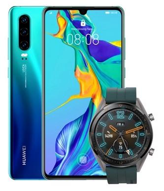 Huawei P30 +  Huawei Watch GT + Raty 0%