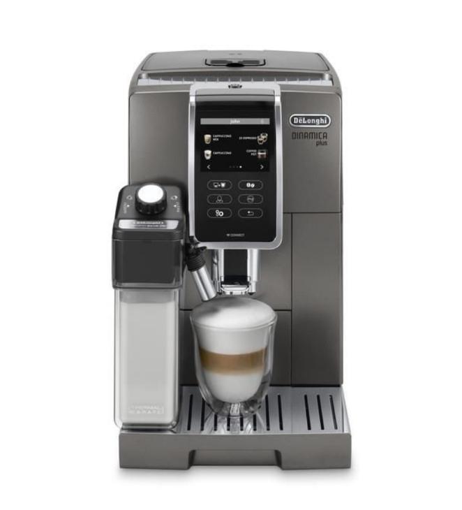 Ekspres automatyczny do kawy DeLonghi Dinamica Plus ECAM 370.95.T