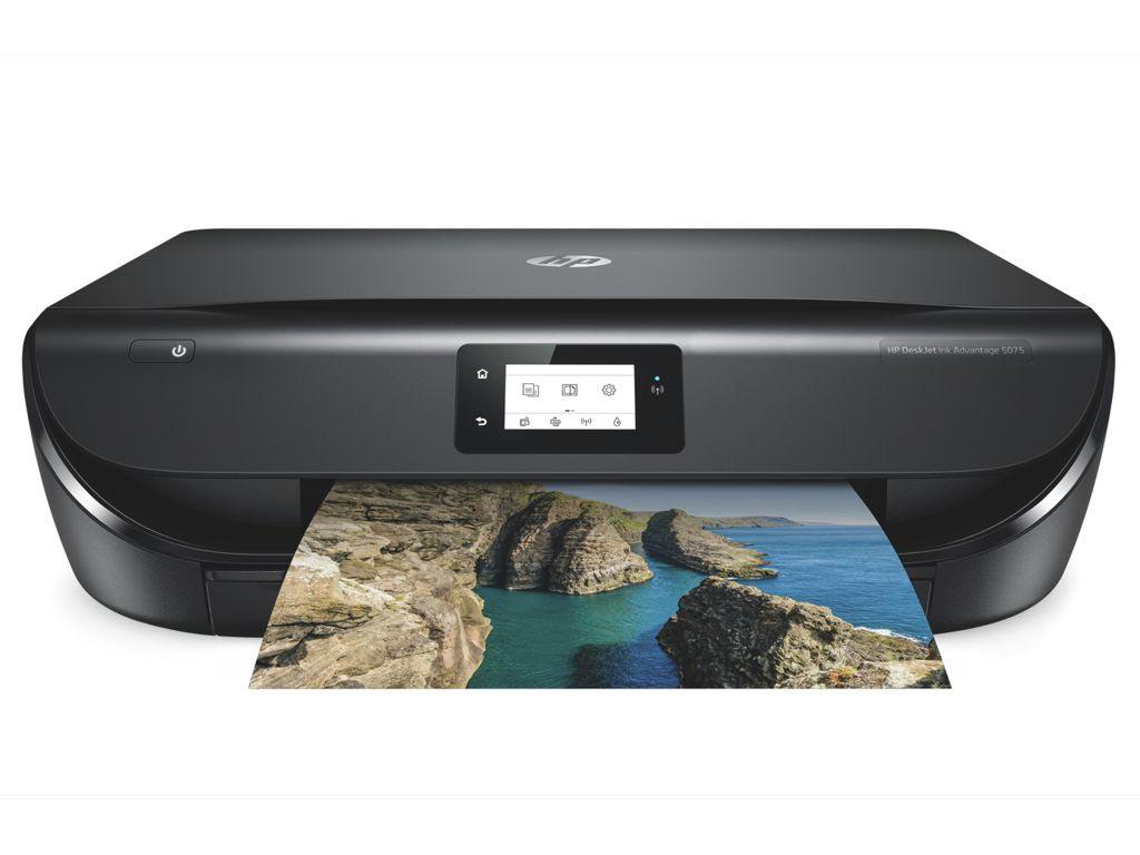 Urządzenie wielofunkcyjne 3w1 HP Deskjet Advantage 5075 WiFi