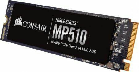 Corsair Force Series MP510 960GB M.2 PCIe NVMe (CSSDF960GBMP510)