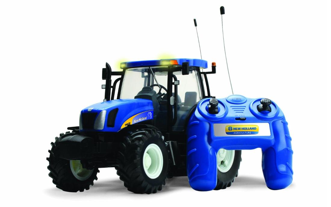 Mega okazja traktor RC za niebywale okazyjną cenę @ satysfakcja