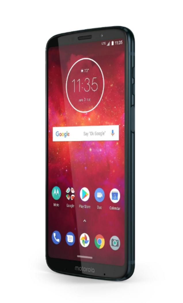 Motorola Moto Z3 Play 4/64GB + gratis 3 Moto mods za 999 zł!!!