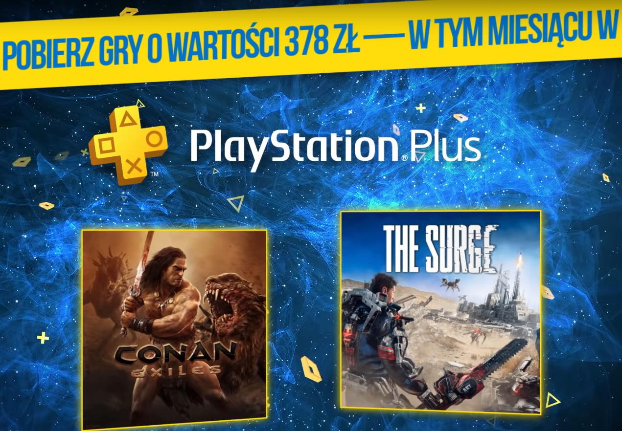 PlayStation Plus - darmowe gry na PS4 w abonamencie 2019 kwiecień
