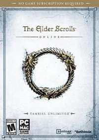 THE ELDER SCROLLS ONLINE TAMRIEL UNLIMITED ZA ~50 ZŁ MMORPG