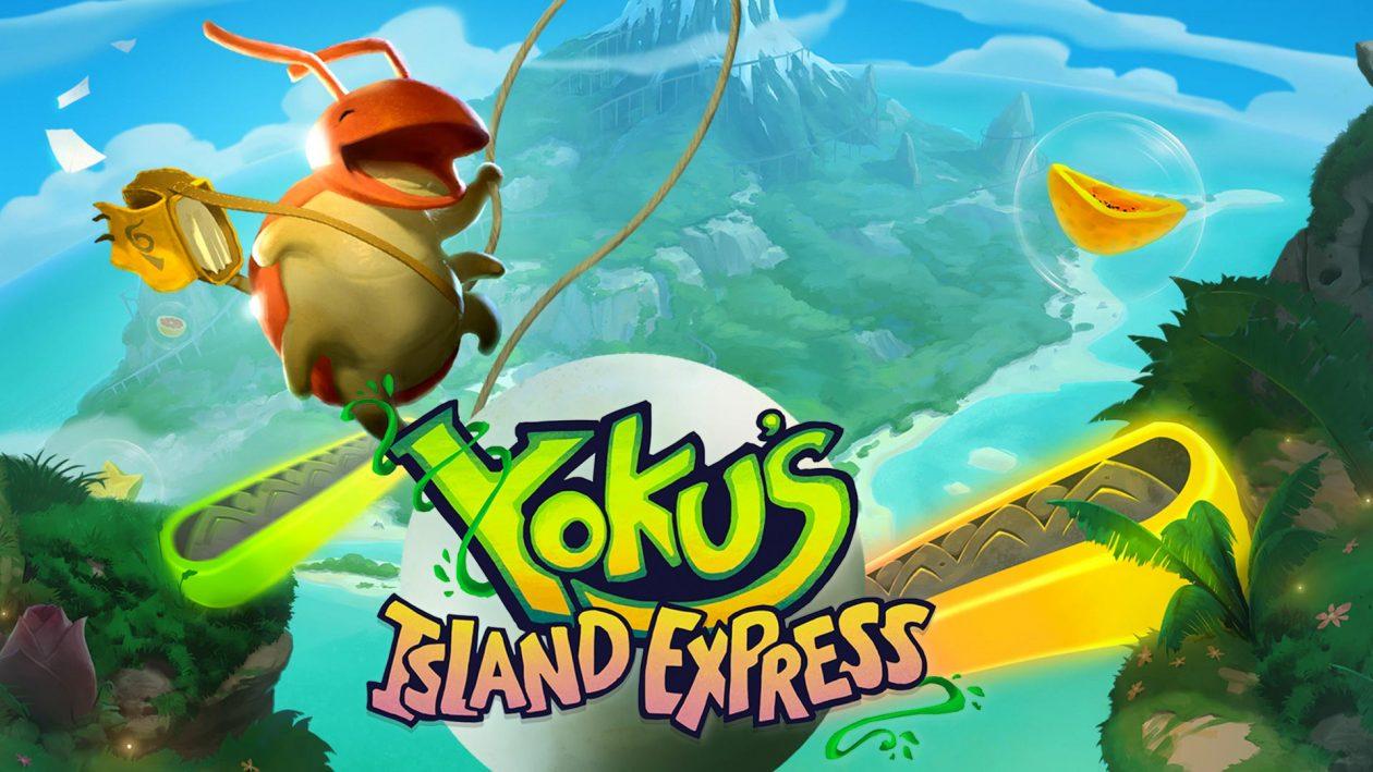 XBOX ONE Yoku's Island Express - Oryginalna platformówka plus flippery (pinball)
