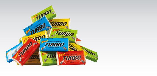 Guma balonowa Turbo w cenie 0,29zł/1szt powraca