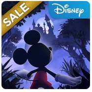 Castle of Illusion w promocji (iOS, Android) @ iTunes / Google Play