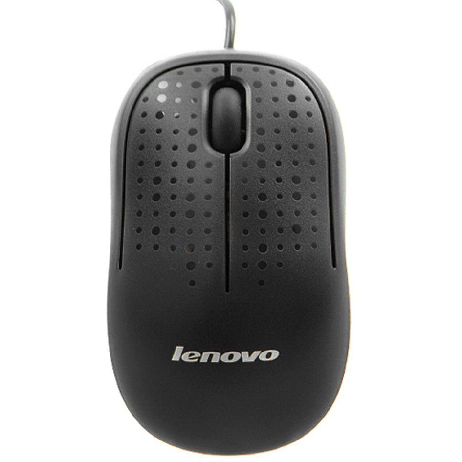 Mysz Lenovo Optical Mouse M110 za 10,9zł lub bezprzewodowa Shiru Smart Mouse za 19,99zł @ Agito