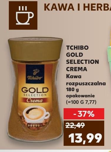 Tchibo Gold Crema Kauland 180gram