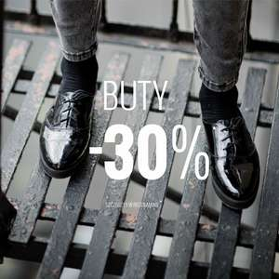 30% rabatu na wybrane modele butów @ House
