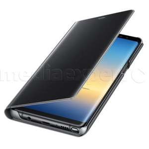 SAMSUNG Clear View Standing Cover dla Galaxy Note 8