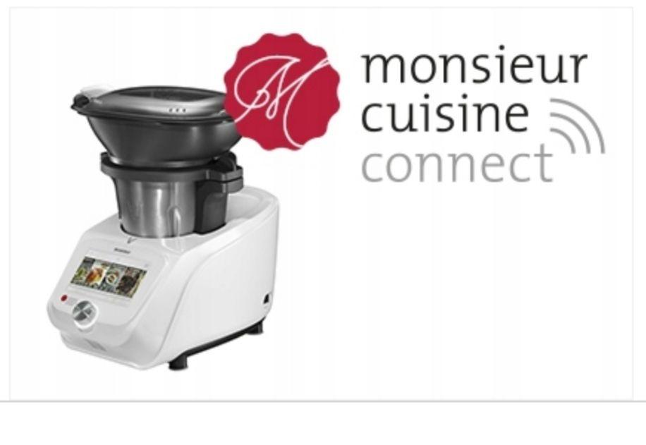 [Lidl] Monsieur Cuisine Connect wielofunkcyjny robot kuchenny z WiFi