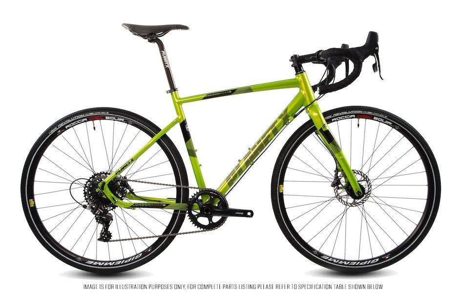 Rower szosowy/przełajowy PlanetX London Road SL Apex1