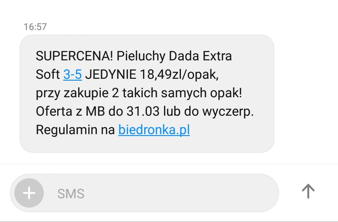 Pieluchy Dada Extra Soft 3-5