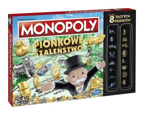 Monopoly Pionkowe szaleństwo - Gra planszowa