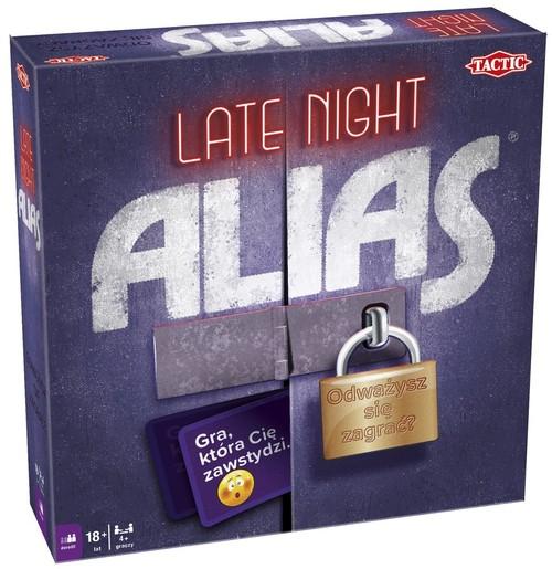 Late Night Alias- Towarzyska gra dla dorosłych