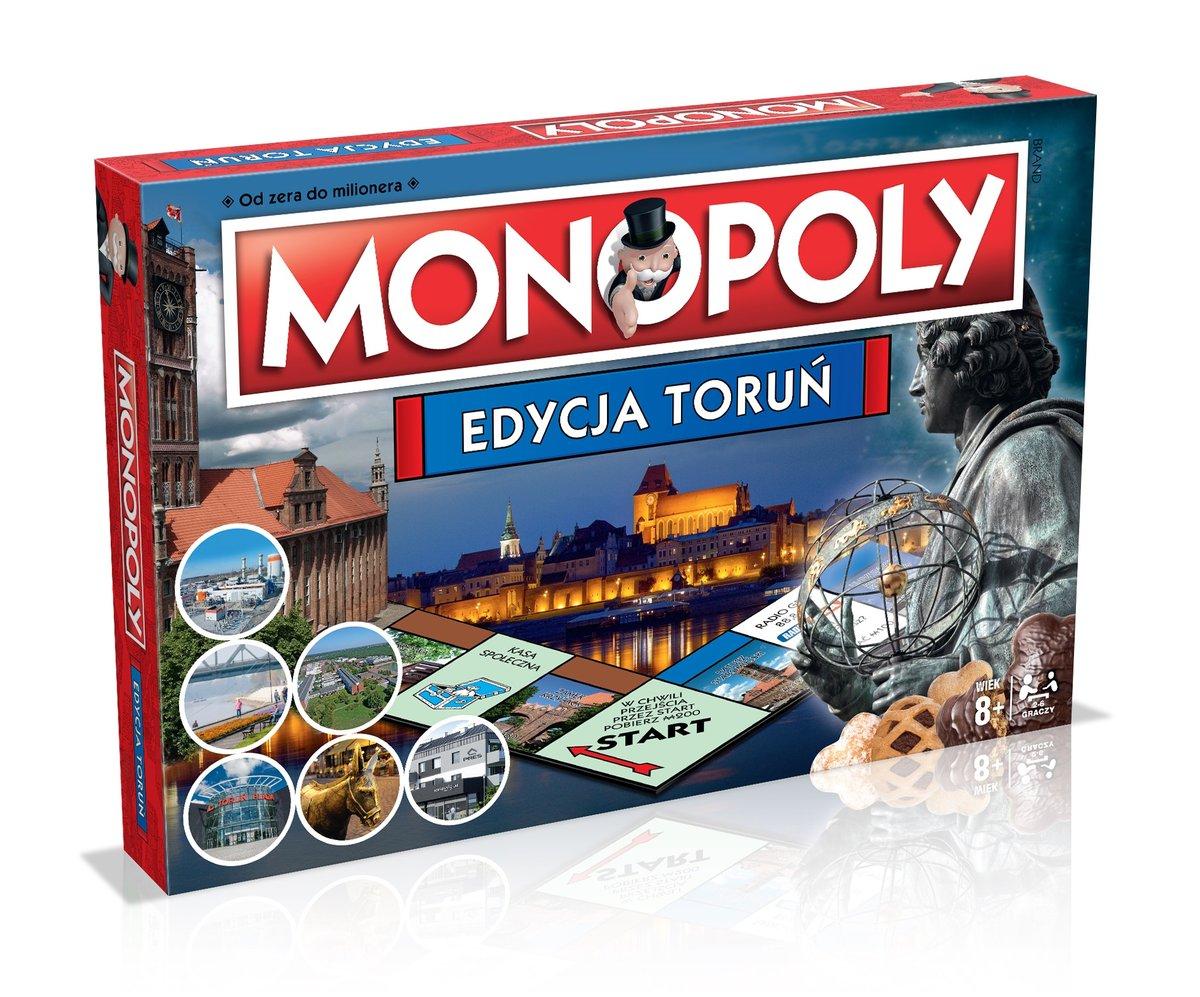Monopoly - Edycja Toruń