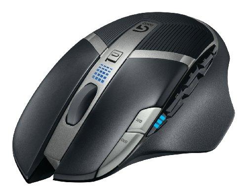 Logitech G602 mysz bezprzewodowa. Prime