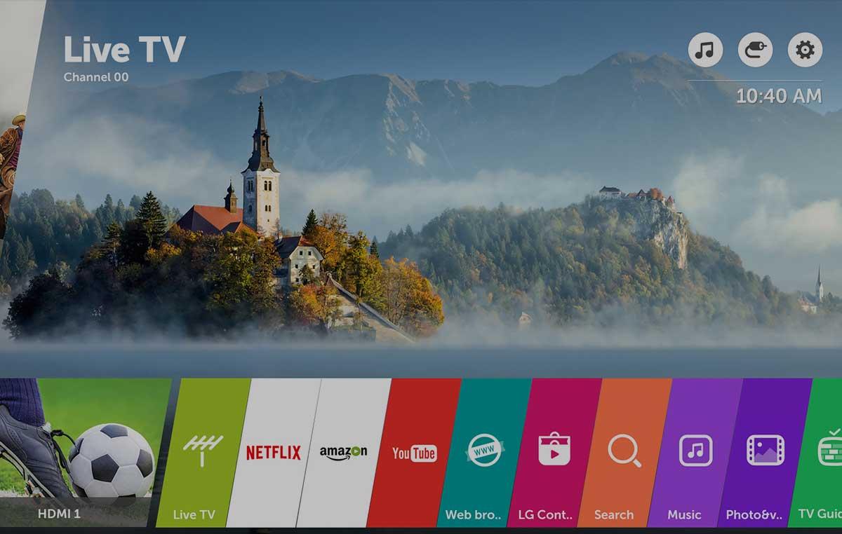 Telewizor LG 50UK6500