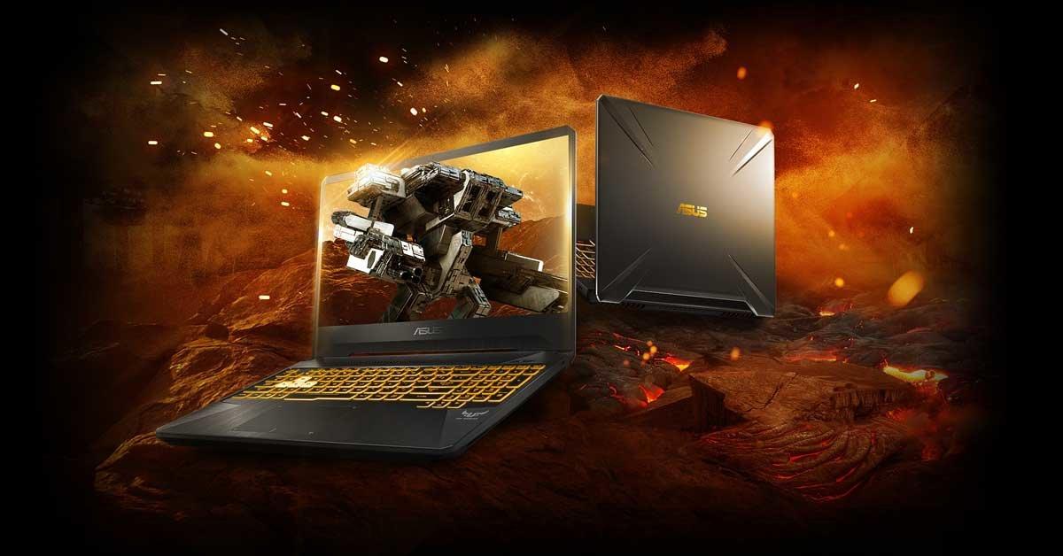 Laptop ASUS TUF Gaming FX505DY