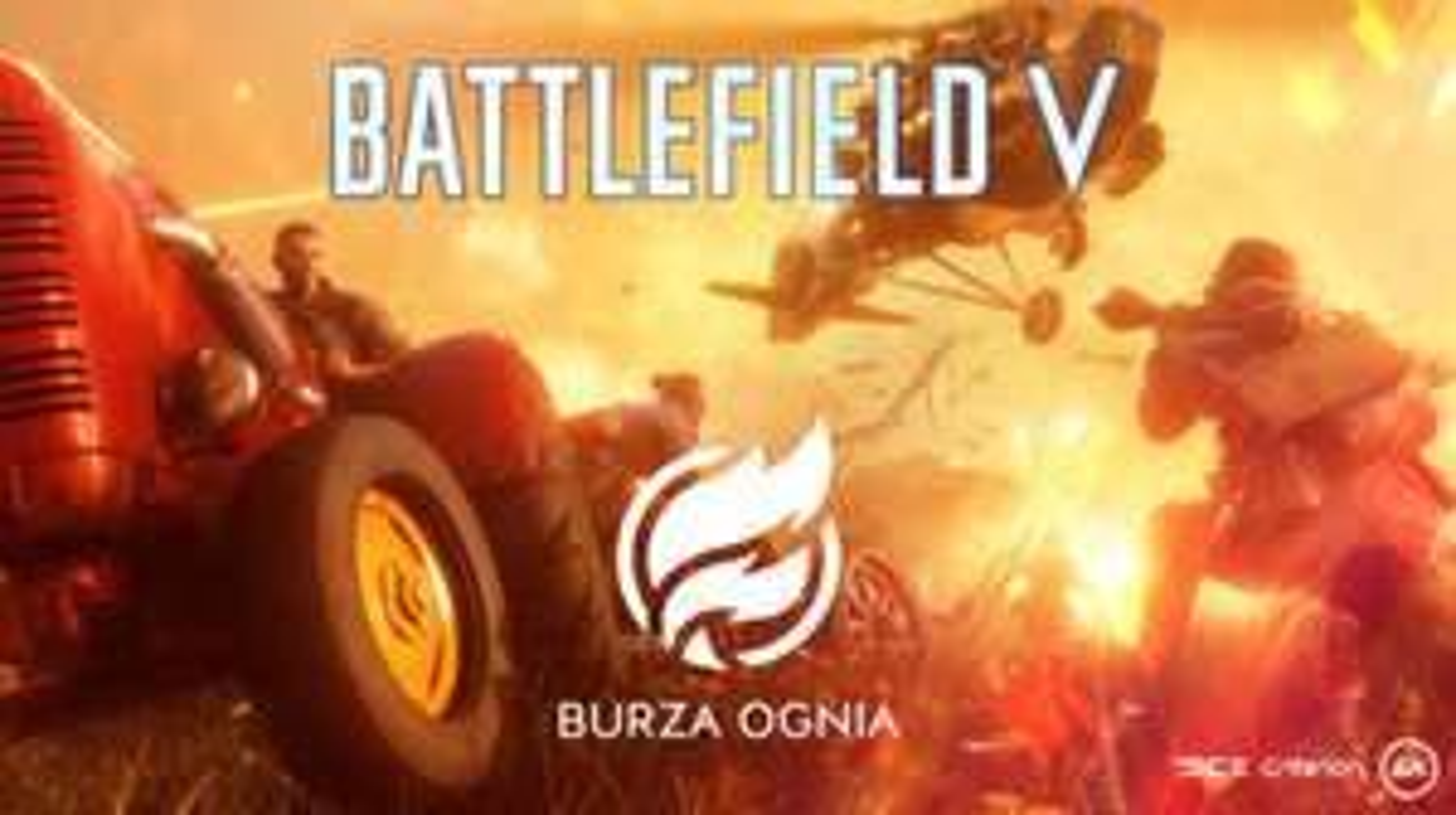 Battlefield V (PS4) PL + nakładki na Dualshock 4