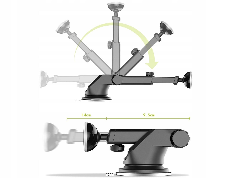 Świetny uchwyt magnetyczny Baseus do auta (taniej niż aliexpress) + link do Ali z Kuponem