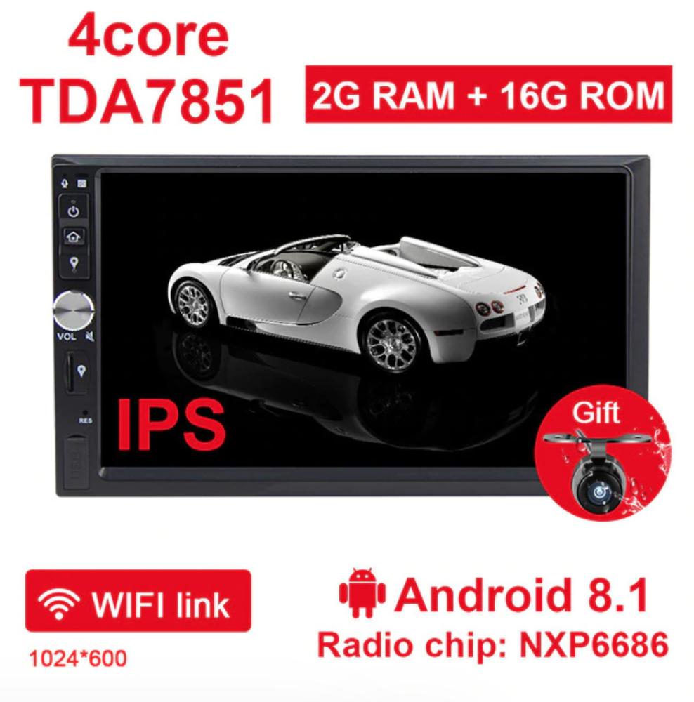 [Aliexpress] Radio samochodowe z Androidem Eunavi z PL za ok. 601zł (wersja z 4GB RAM)