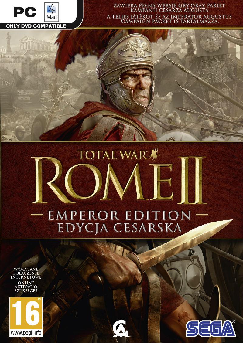 Sklep muve, Total War Rome II Edycja Cesarska (PC/MAC) PL klucz Steam