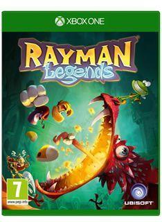 Rayman Legends Xbox One - digital download, jeszcze taniej