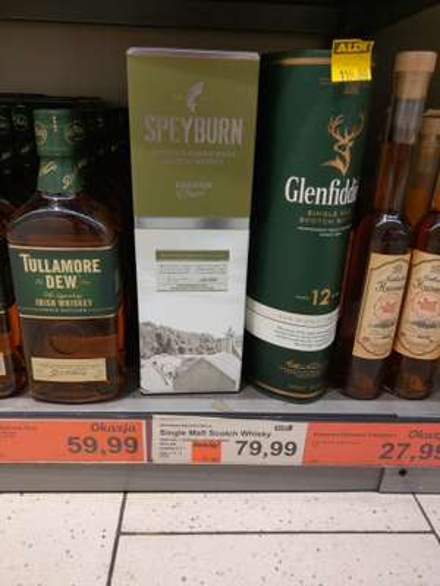 Whisky Speyburn Bradan Orach - ALDI