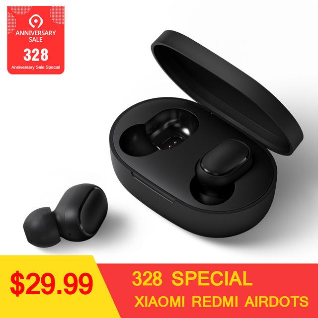 Pre- sale- słuchawki Xiaomi Redmi AirDots