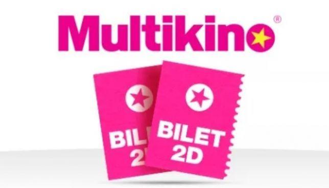 Multikino 2 bilety VIP gratis (Gdańsk, Katowice, Wrocław, Zabrze, Tychy, Sopot, Szczecin)