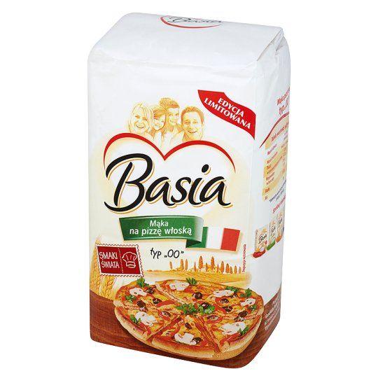 Świetna mąka na pizzę włoską- Basia typ 00, 1 kg, promocja w Carrefour