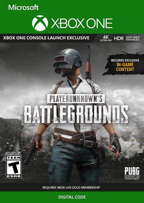 PlayerUnknown's Battlegrounds (PUBG) Xbox One. AC Unity - Xbox One - za darmo.