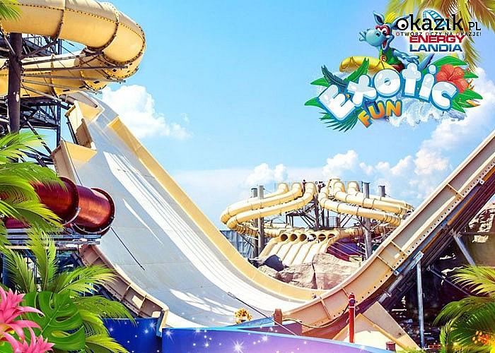 Energylandia 1-dniowa wycieczka do największego parku rozrywki w Polsce!