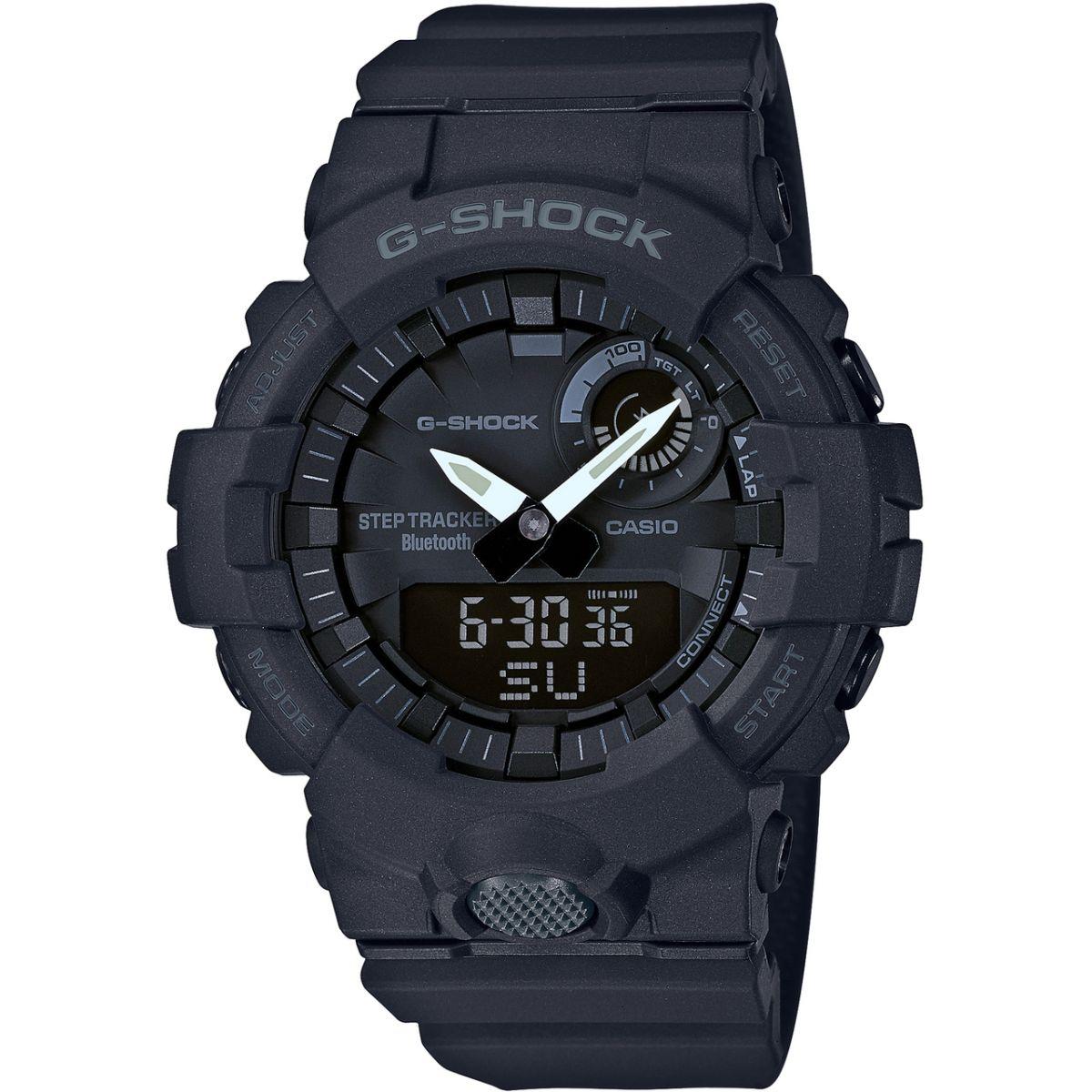 Casio G-shock STEP tracker GBA-800-1AER Bluetooth