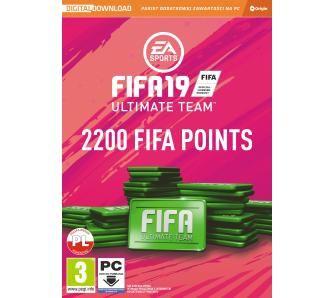 """FIFA 19 dodatek do gry 2200 punktów i inne gry i dodatki w bardzo """"poważnych"""" cenach"""