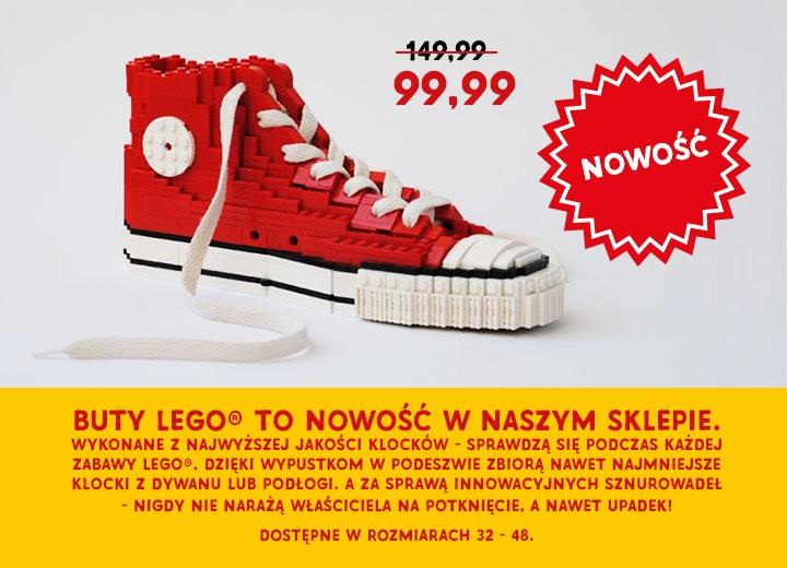 poltop.pl LEGO Darmowa dostawa w kwietniu z okazji Prima Aprilis