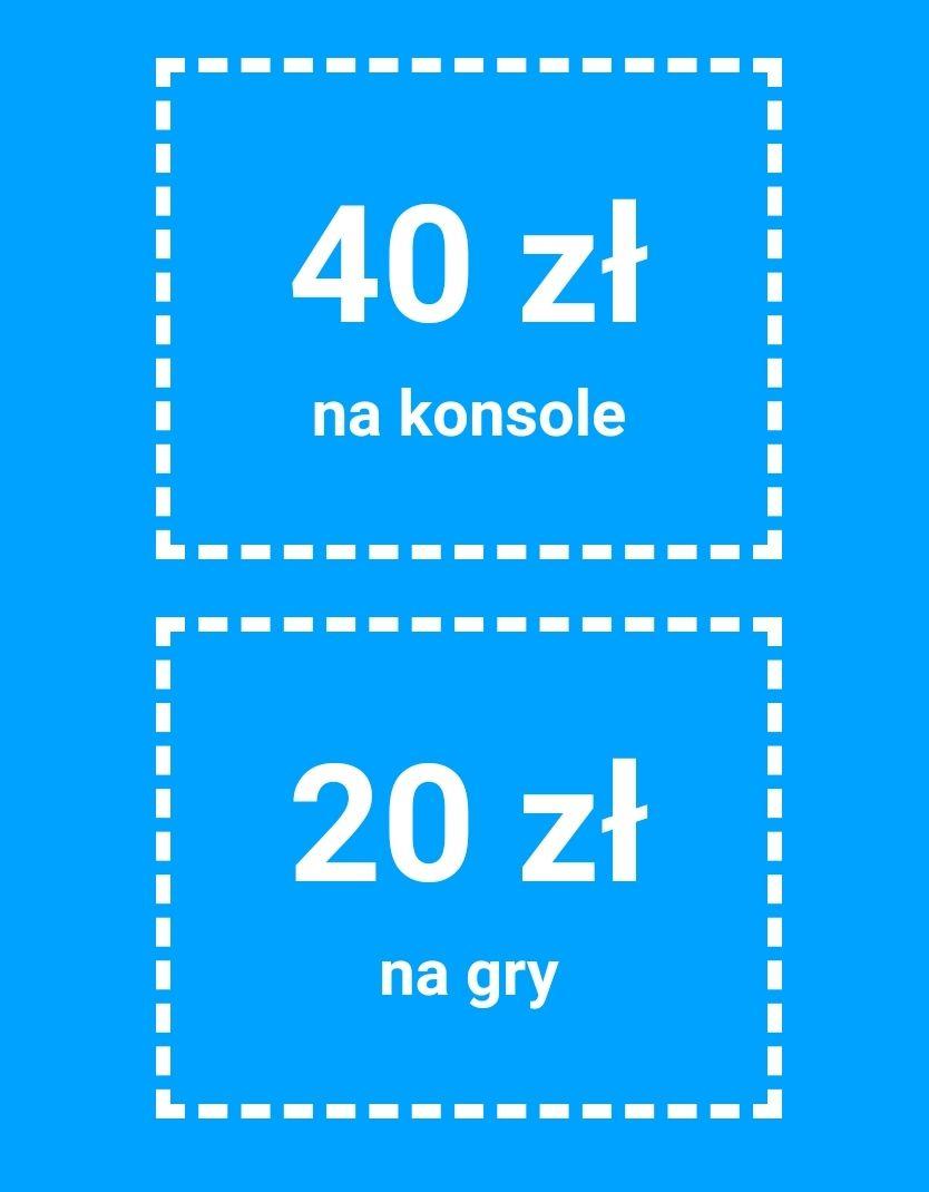 OleOle: -40 zł na PS4/XO i -20 zł na gry PS4/XO/PC