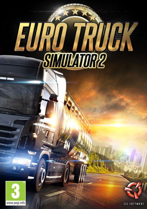 Euro Truck Simulator 2 klucz STEAM za 12 złotych w MUVE.PL GOTY 24PLN