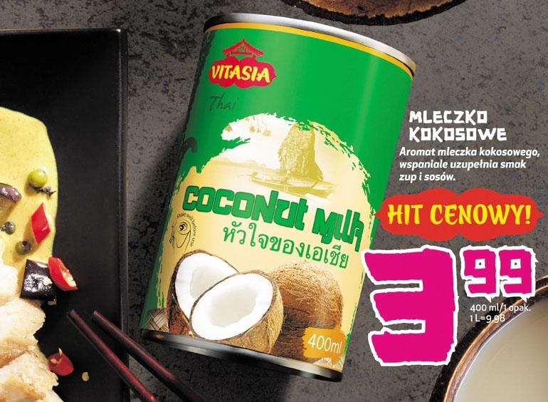 Mleczko kokosowe 400 ml @ Lidl