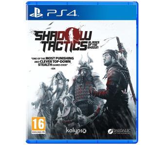 Shadow Tactics: Blades of the Shogun - PS4