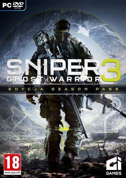 Sniper Ghost Warrior 3 Edycja Season Pass PC - Steam
