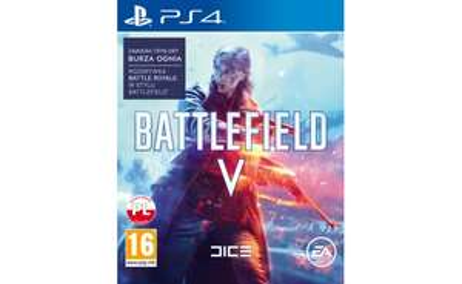 Battlefield V PS4, XBOX ONE Taniej nie było !