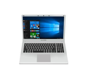 """Laptop Kiano SlimNote 15.6 15,6"""" Intel® Atom™ x5-Z8350 - 4GB RAM - 500GB+32GB Dysk - Win10"""
