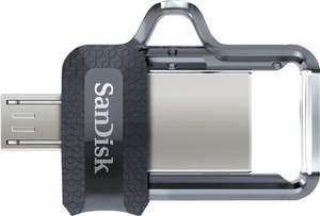 Pendrive SanDisk Ultra Dual Drive z microUSB 32GB (SDDD3-032G-G46) oraz 64GB za 47,65zł- ten bez kodu